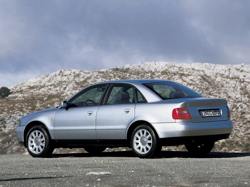 Audi A4 1994 1995 1996 1997 1998 1999 2000 2001