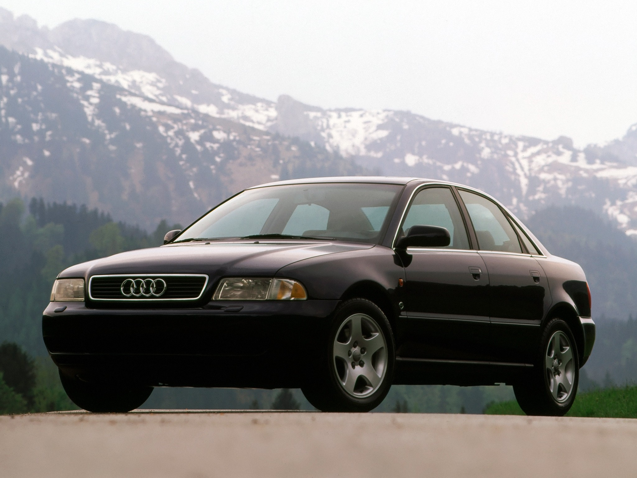 Audi A4 Specs Amp Photos 1994 1995 1996 1997 1998