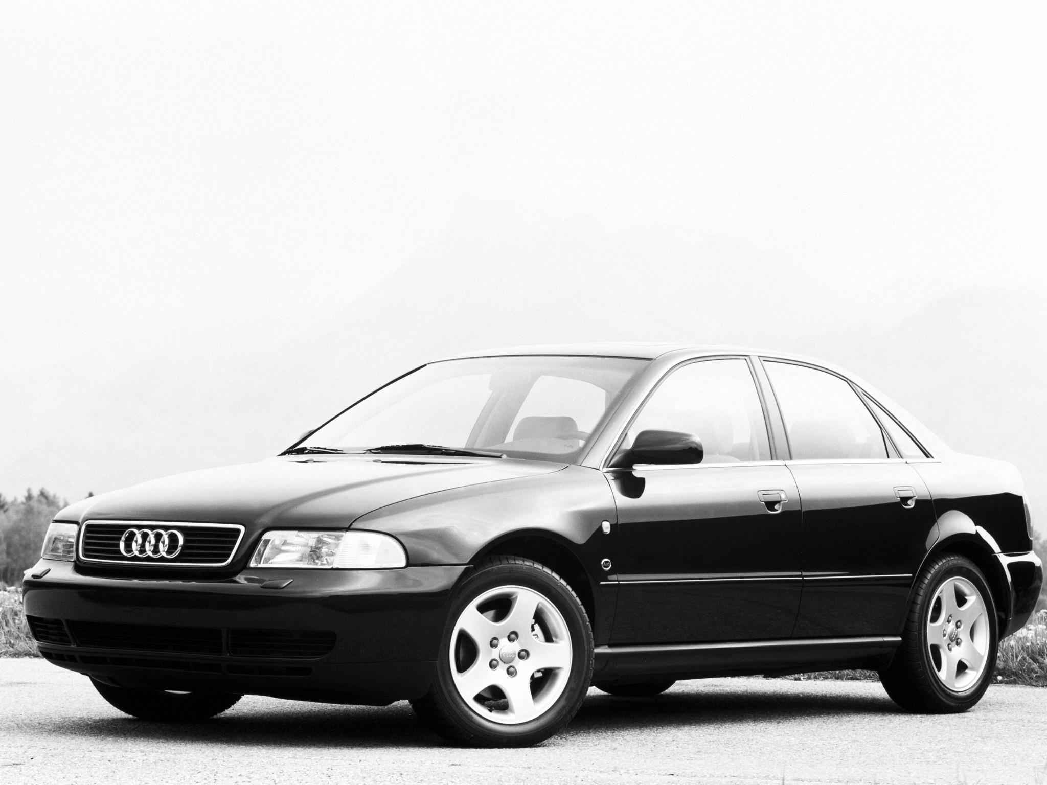 Audi A4 Specs Amp Photos 1994 1995 1996 1997 1998