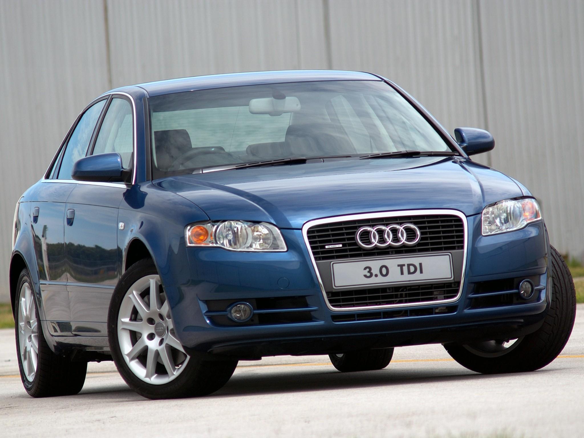 Audi A4 Specs Photos 2004 2005 2006 2007 Autoevolution