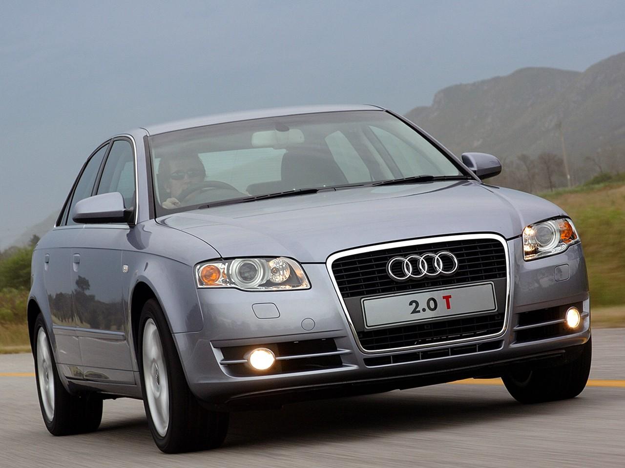 AUDI A4 specs & photos - 2004, 2005, 2006, 2007 - autoevolution