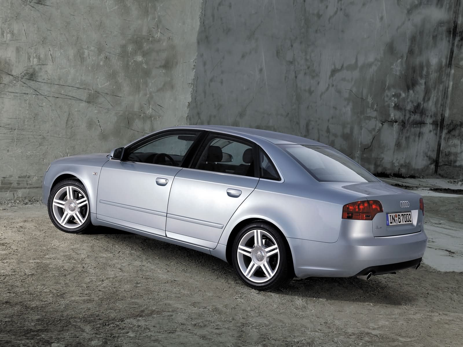 Audi A4 2004 2005 2006 2007 Autoevolution
