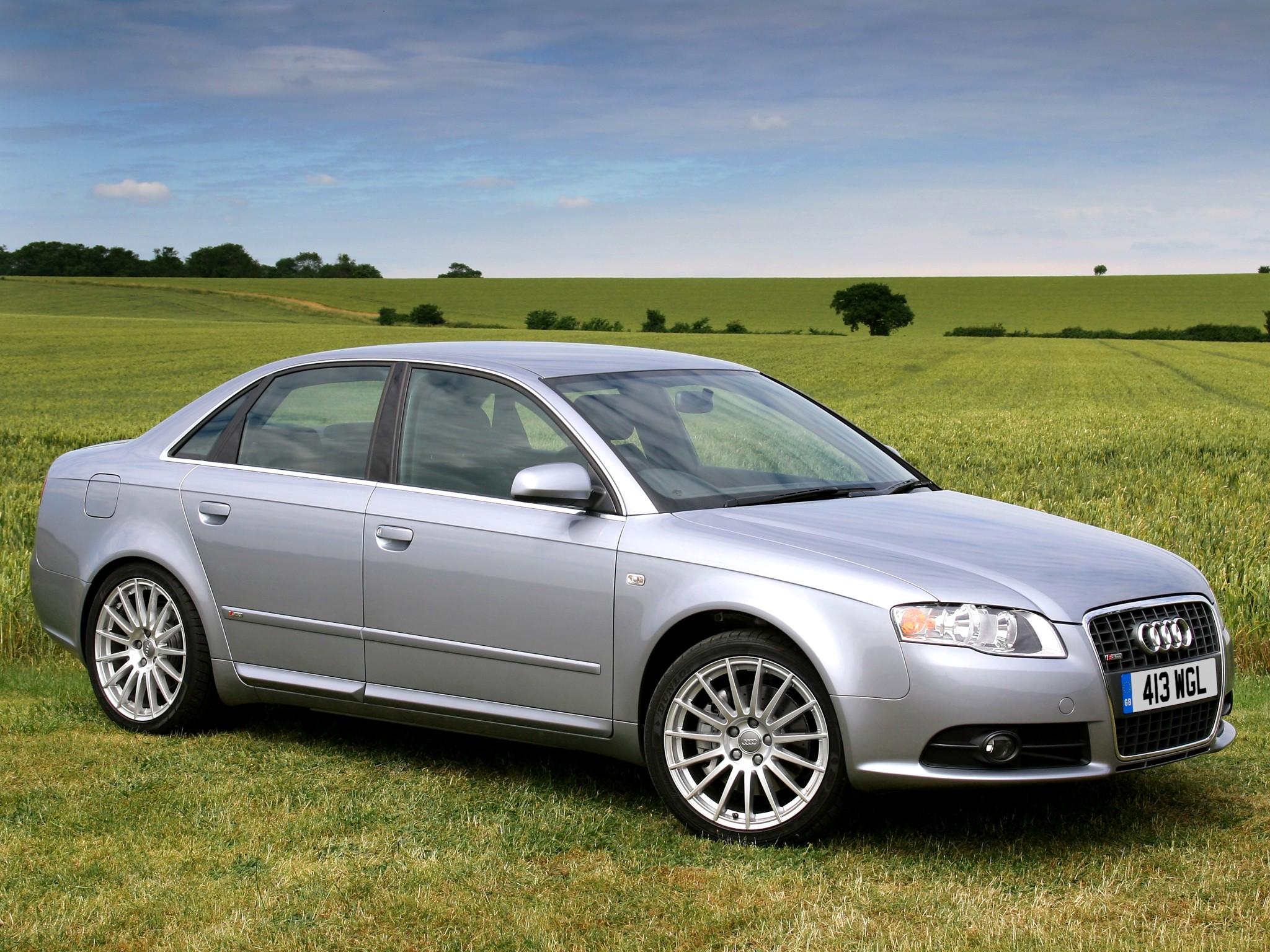 audi a4 2004 2007 line b7 sedan 0t spec 8e 2006 specs autoevolution 2005 1536 2048