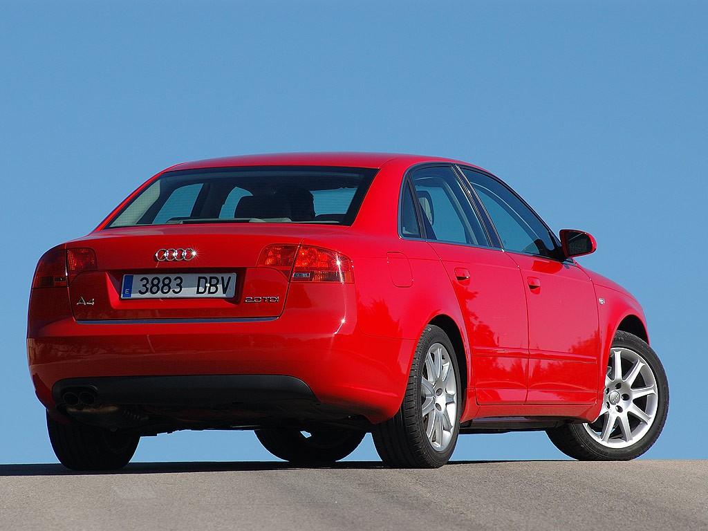 AUDI A4 - 2004, 2005, 2006, 2007 - autoevolution
