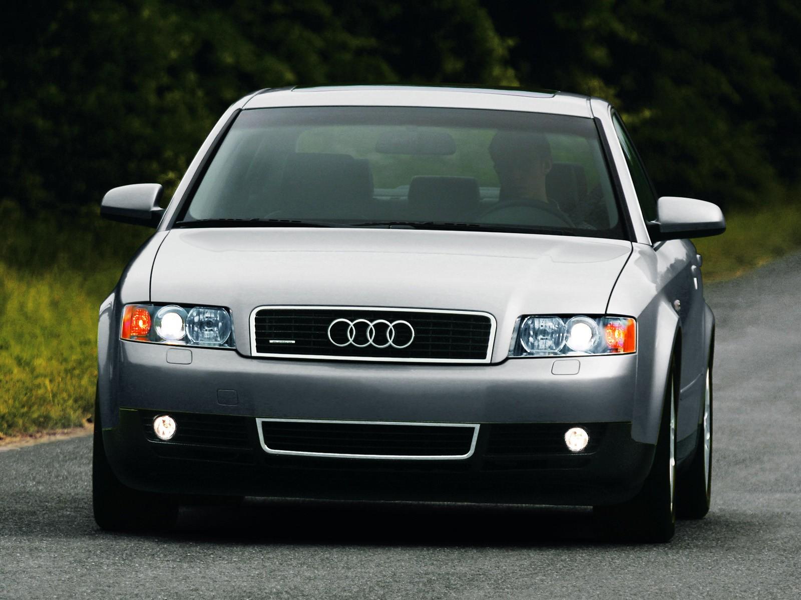 AUDI A4 specs & photos - 2001, 2002, 2003, 2004 - autoevolution