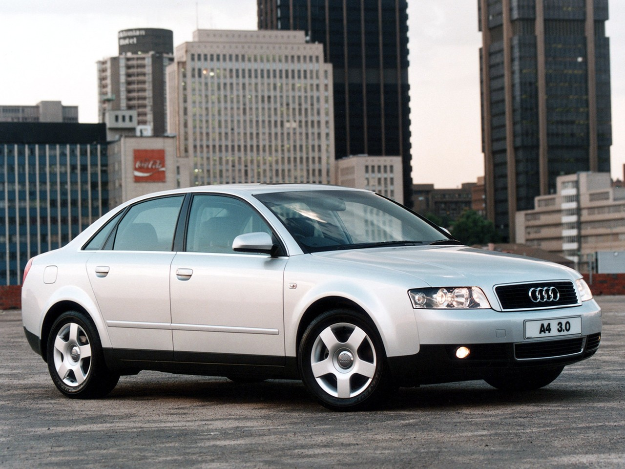 2002 audi a4 debut. Black Bedroom Furniture Sets. Home Design Ideas