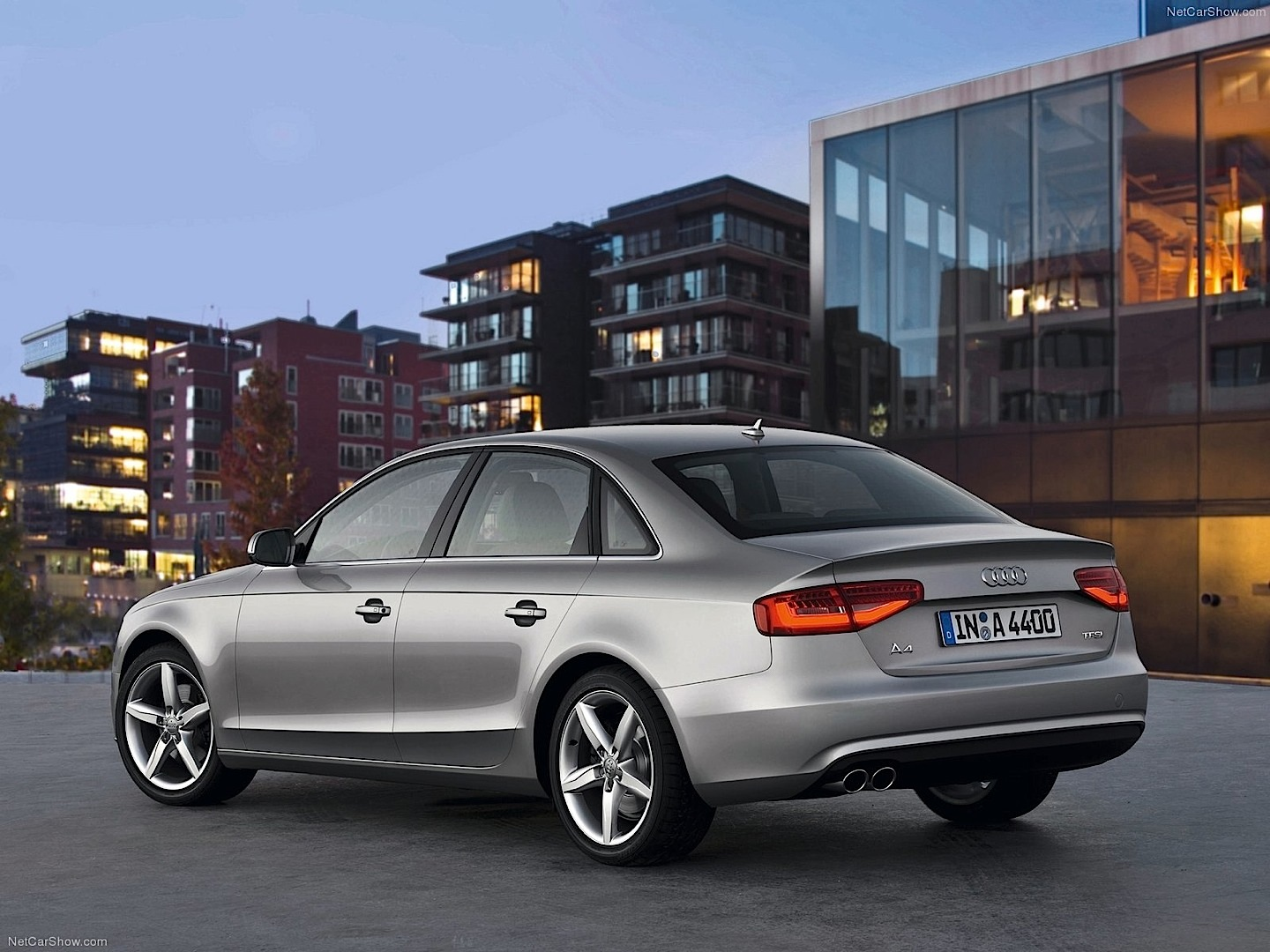 Audi A4 Specs Photos 2012 2013 2014 2015 2016 Autoevolution