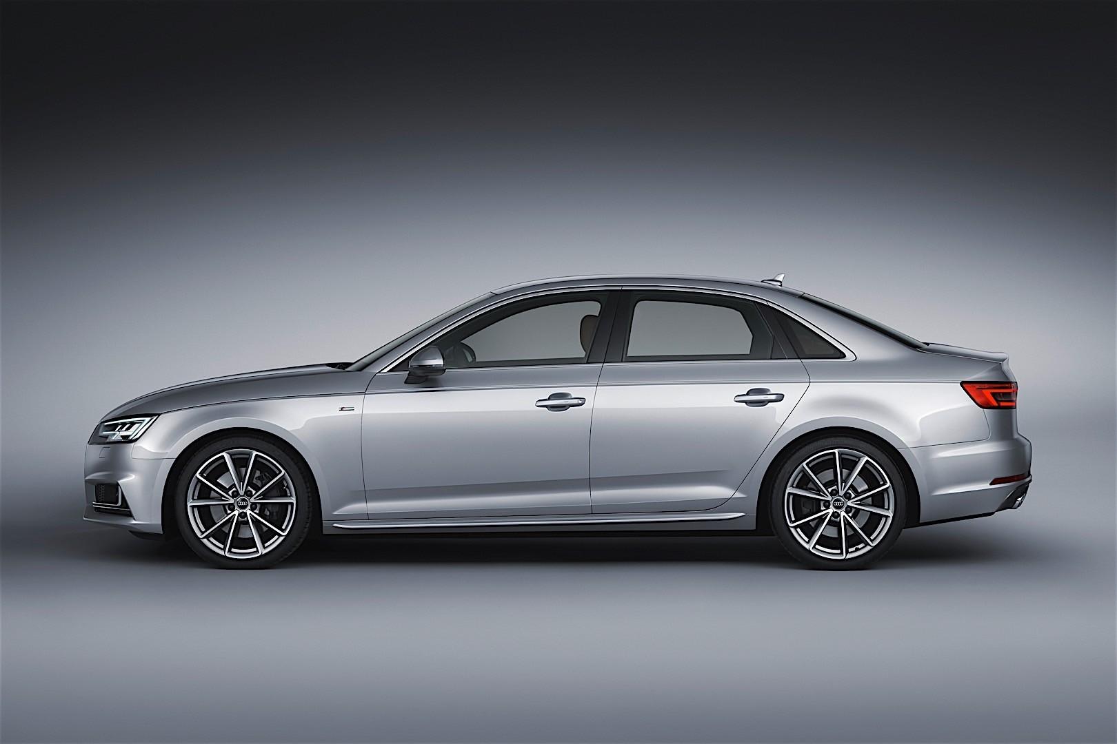 Audi A4 Specs 2016 2017 2018 Autoevolution