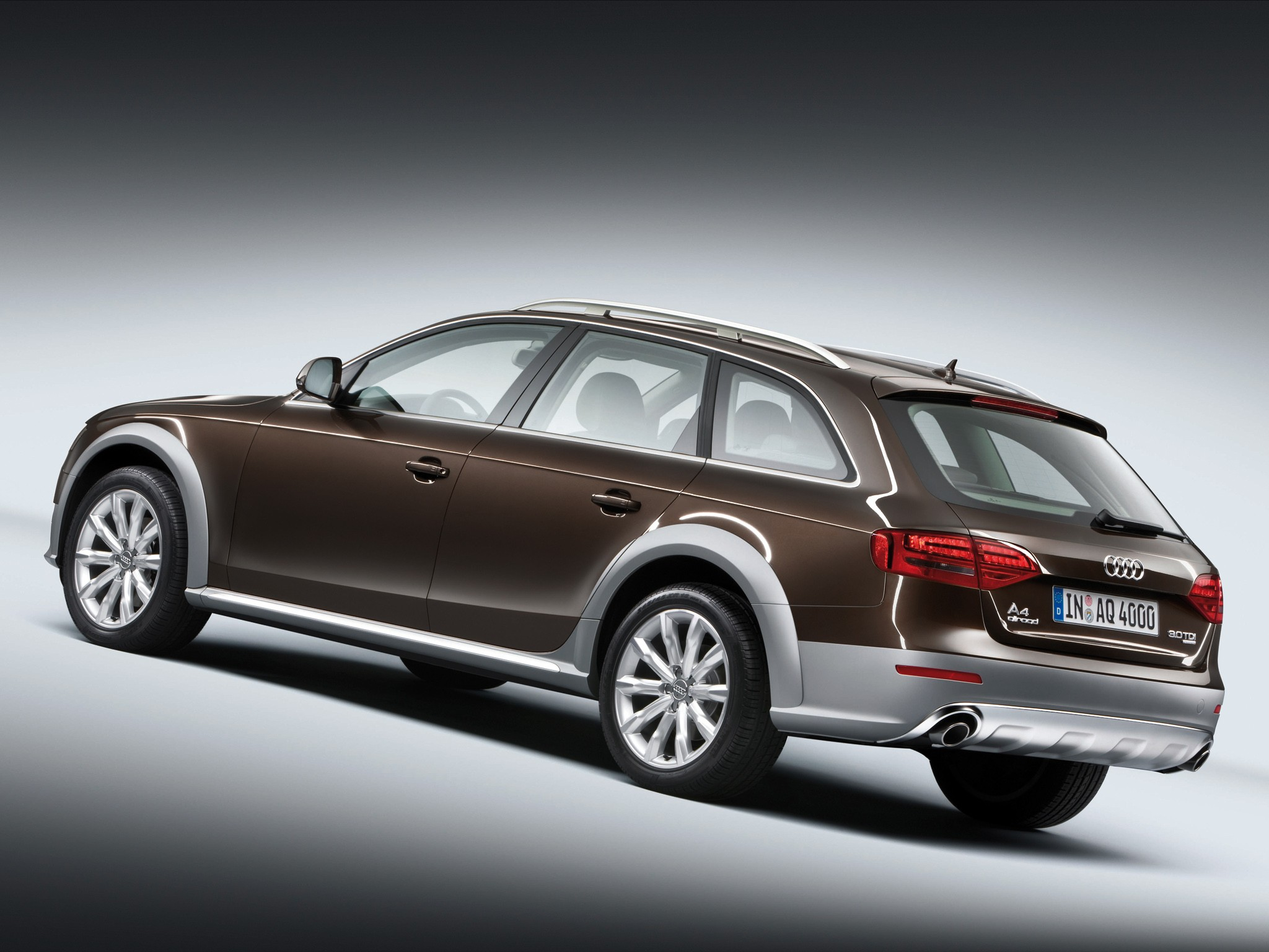 audi a4 allroad 2009 2010 2011 autoevolution. Black Bedroom Furniture Sets. Home Design Ideas