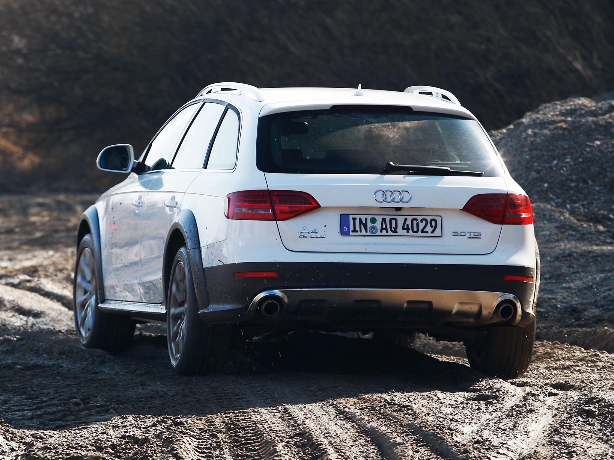 Audi A4 Allroad 2009 2010 2011 Autoevolution