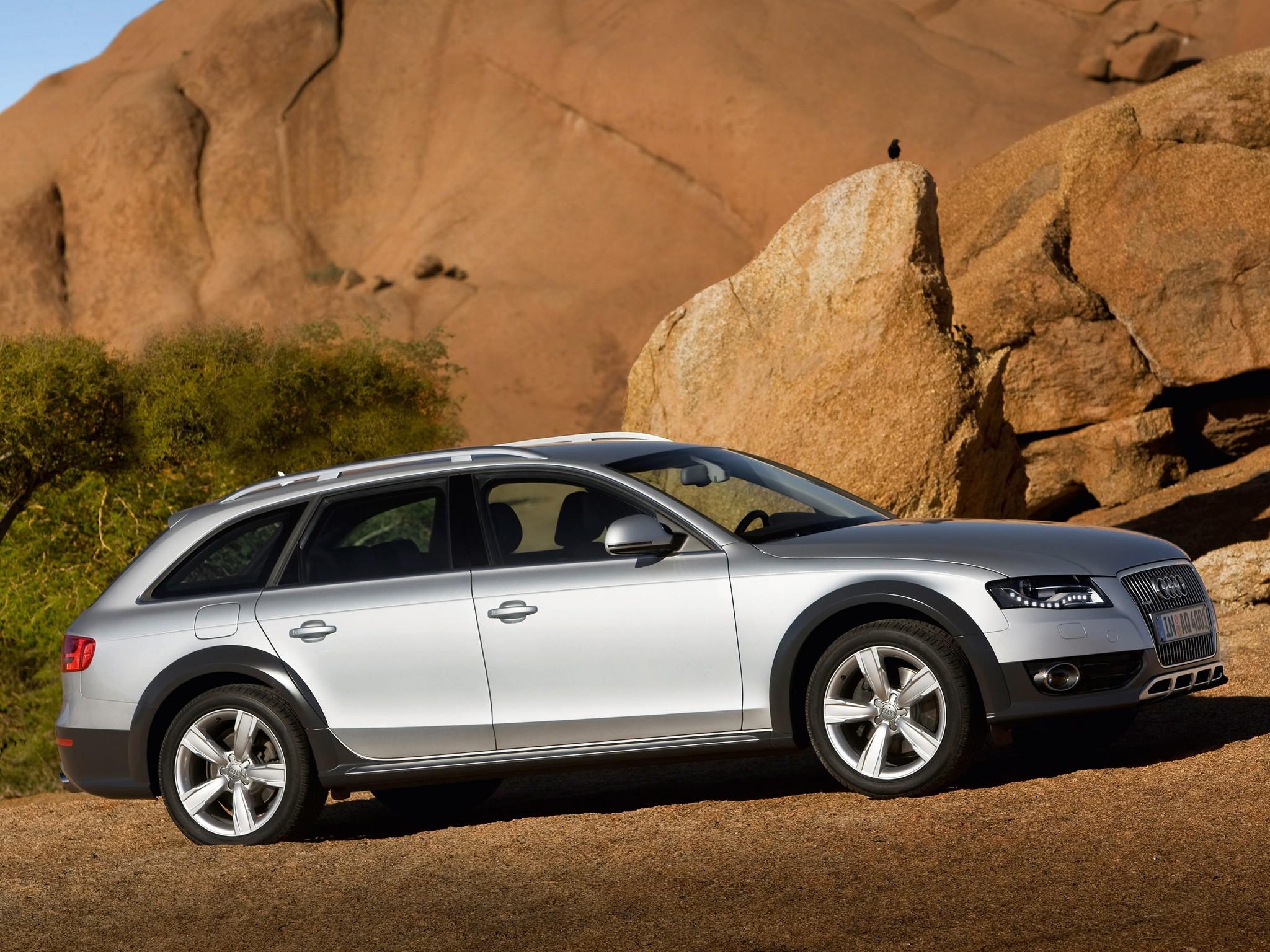AUDI A4 Allroad - 2009, 2010, 2011 - autoevolution
