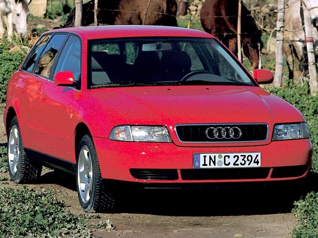 Audi A4 Avant Specs Photos 1996 1997 1998 1999 2000 2001