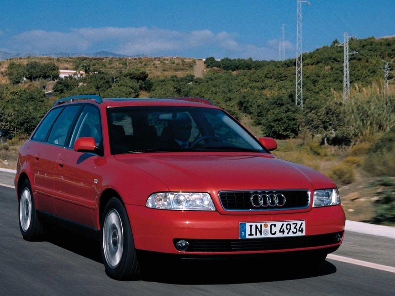 Audi A4 Avant Specs 1996 1997 1998 1999 2000 2001