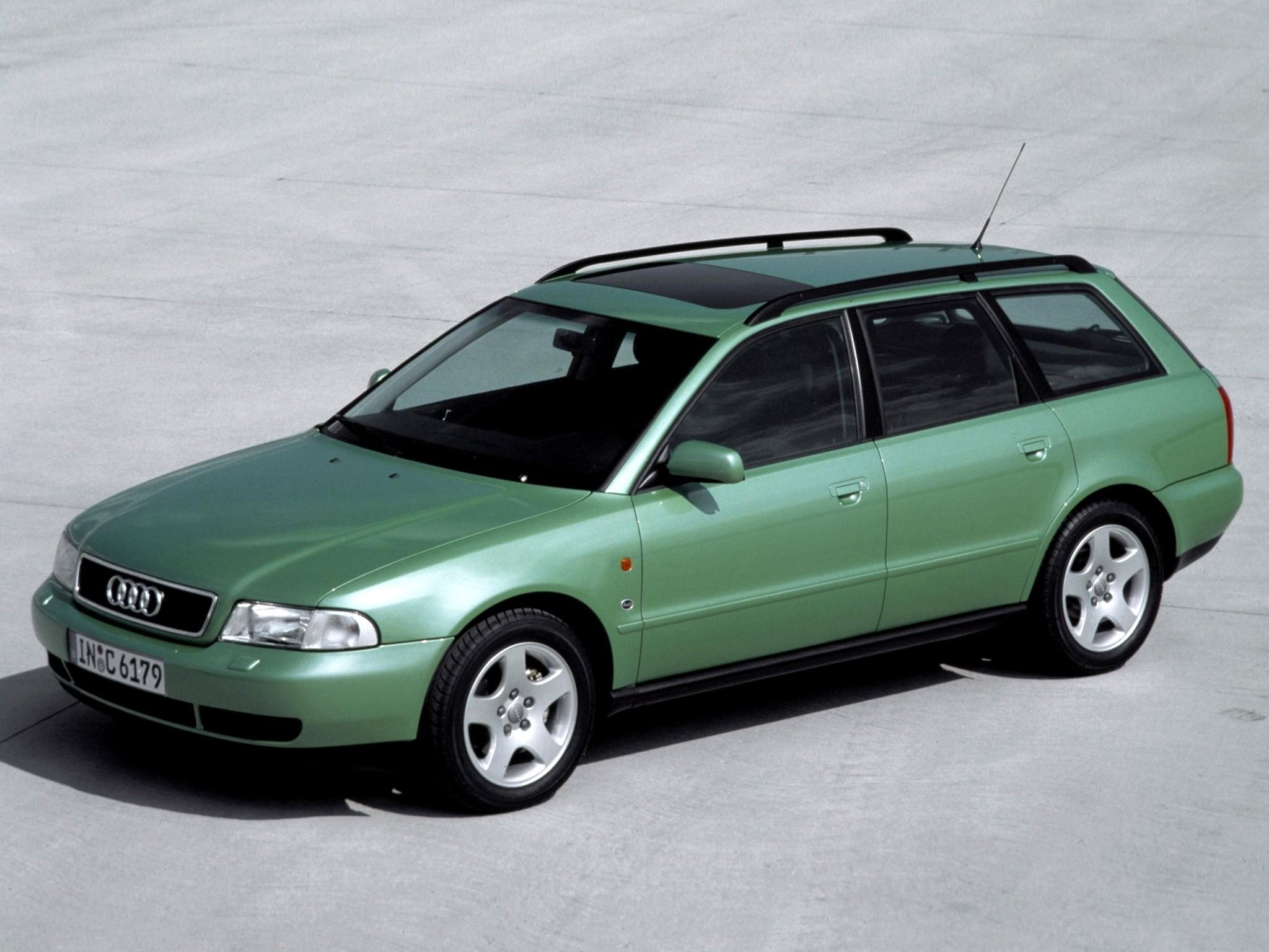 Audi A4 Avant 1996 1997 1998 1999 2000 2001