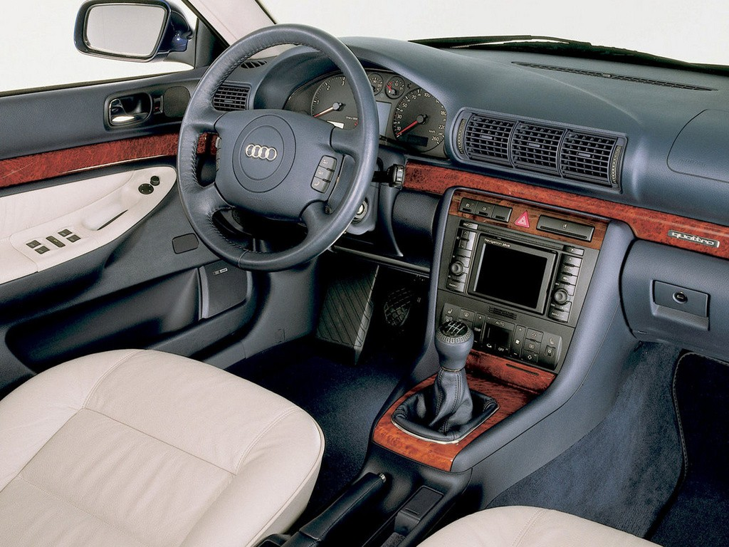 audi a4 avant specs photos 1996 1997 1998 1999. Black Bedroom Furniture Sets. Home Design Ideas