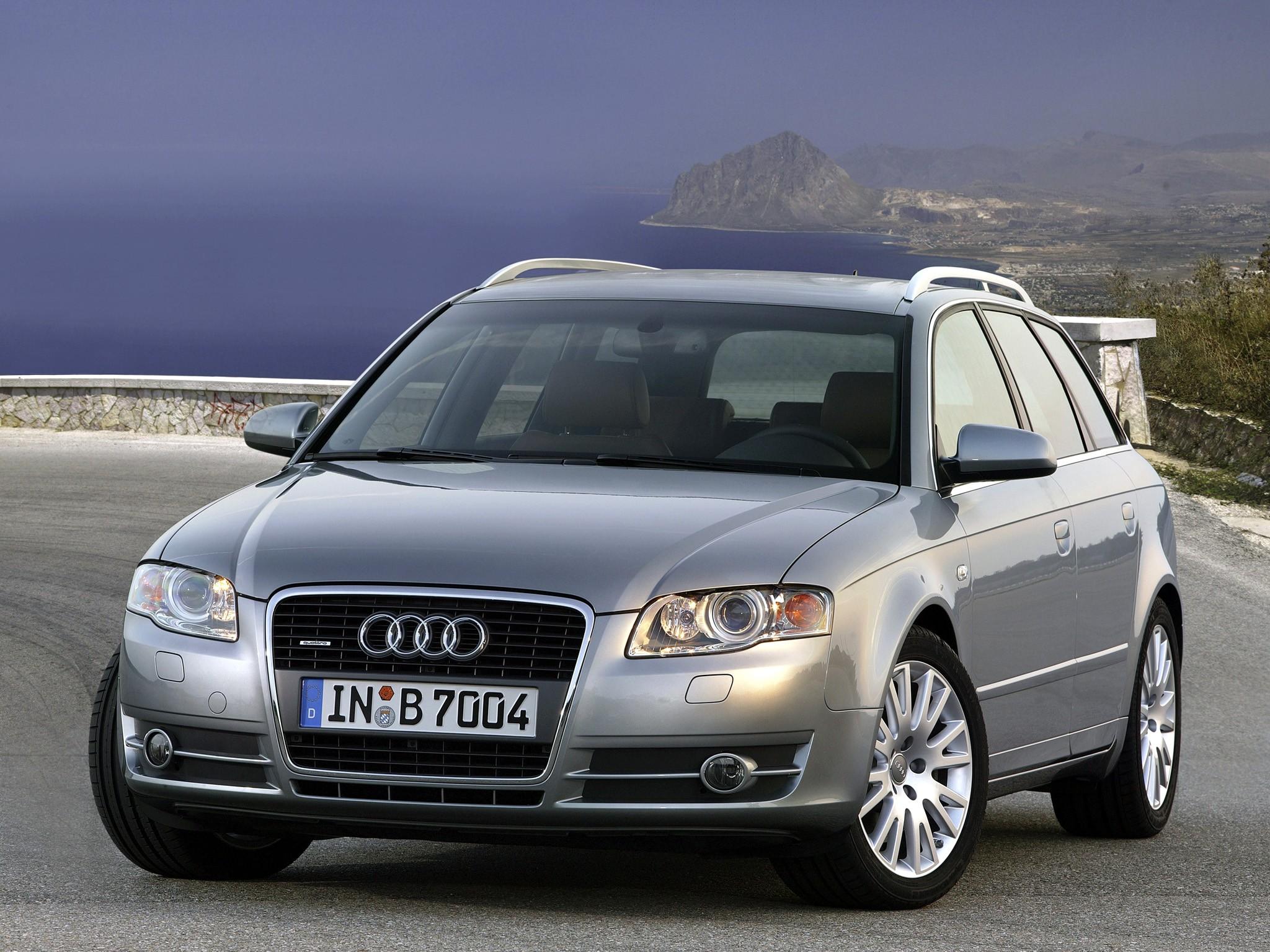 2006 Audi A4 2.0 T >> AUDI A4 Avant - 2004, 2005, 2006, 2007 - autoevolution