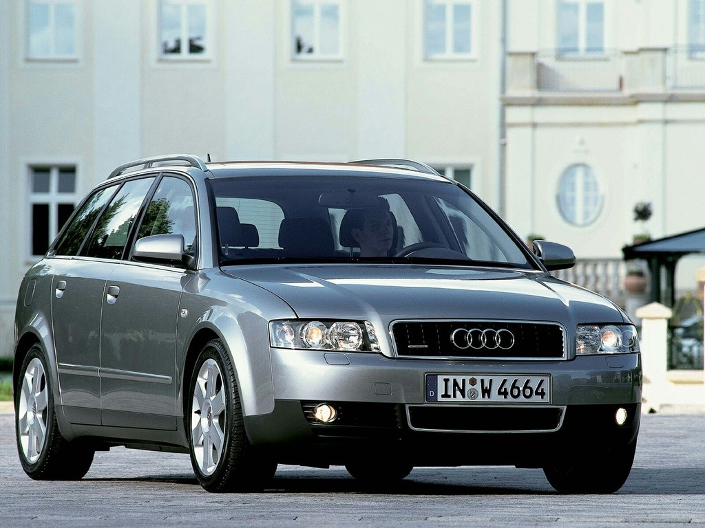 audi a4 avant specs photos 2001 2002 2003 2004. Black Bedroom Furniture Sets. Home Design Ideas