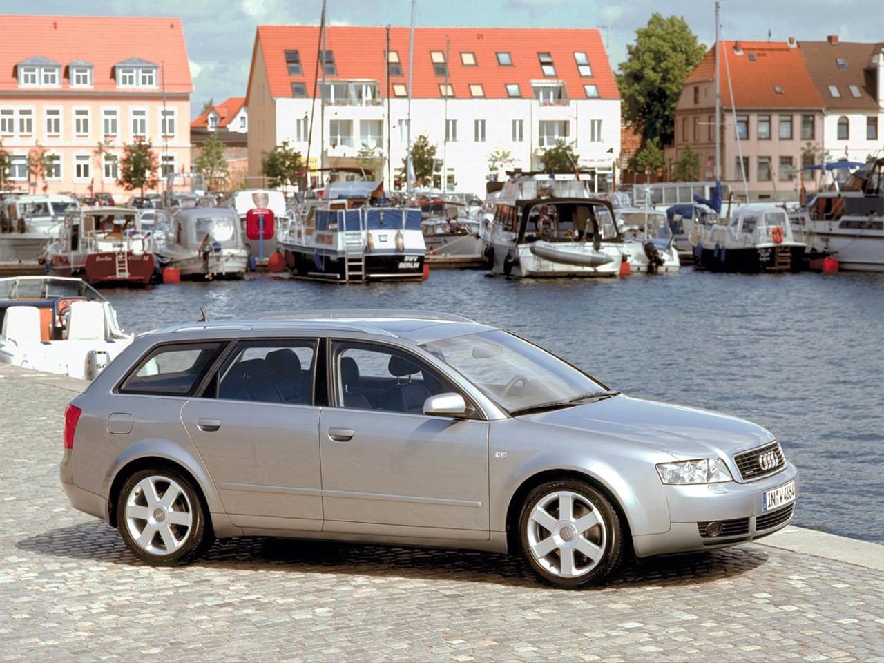Audi A4 Avant 2001 2002 2003 2004 Autoevolution