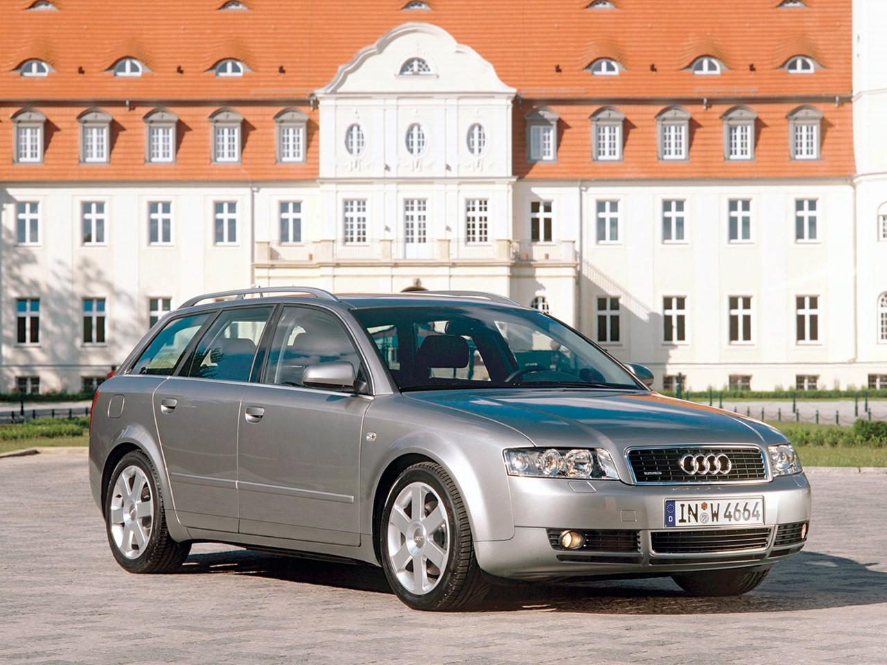 Audi A4 Avant Specs 2001 2002 2003 2004 Autoevolution
