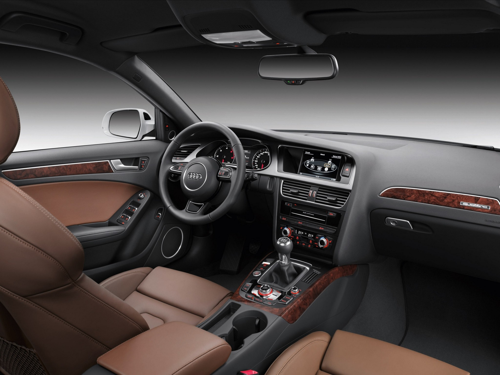 Audi a4 avant specs 2012 2013 2014 2015 2016 for Audi a4 break interieur