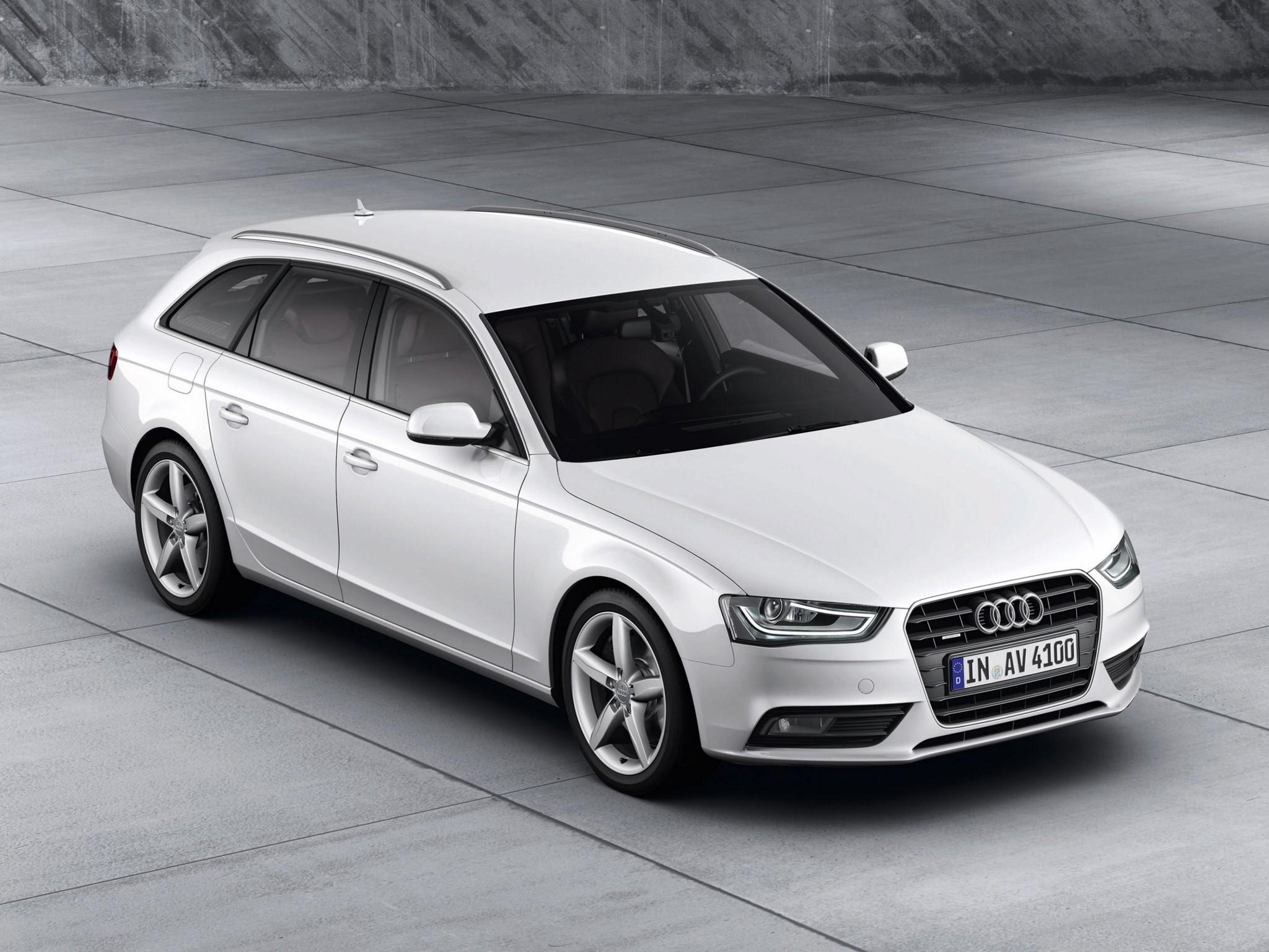 Audi A4 Avant Specs Photos 2012 2013 2014 2015 2016