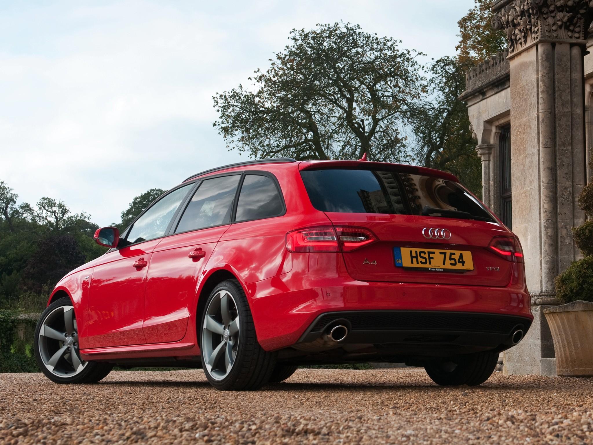 Audi A4 Avant 2012 2013 2014 2015 2016 Autoevolution
