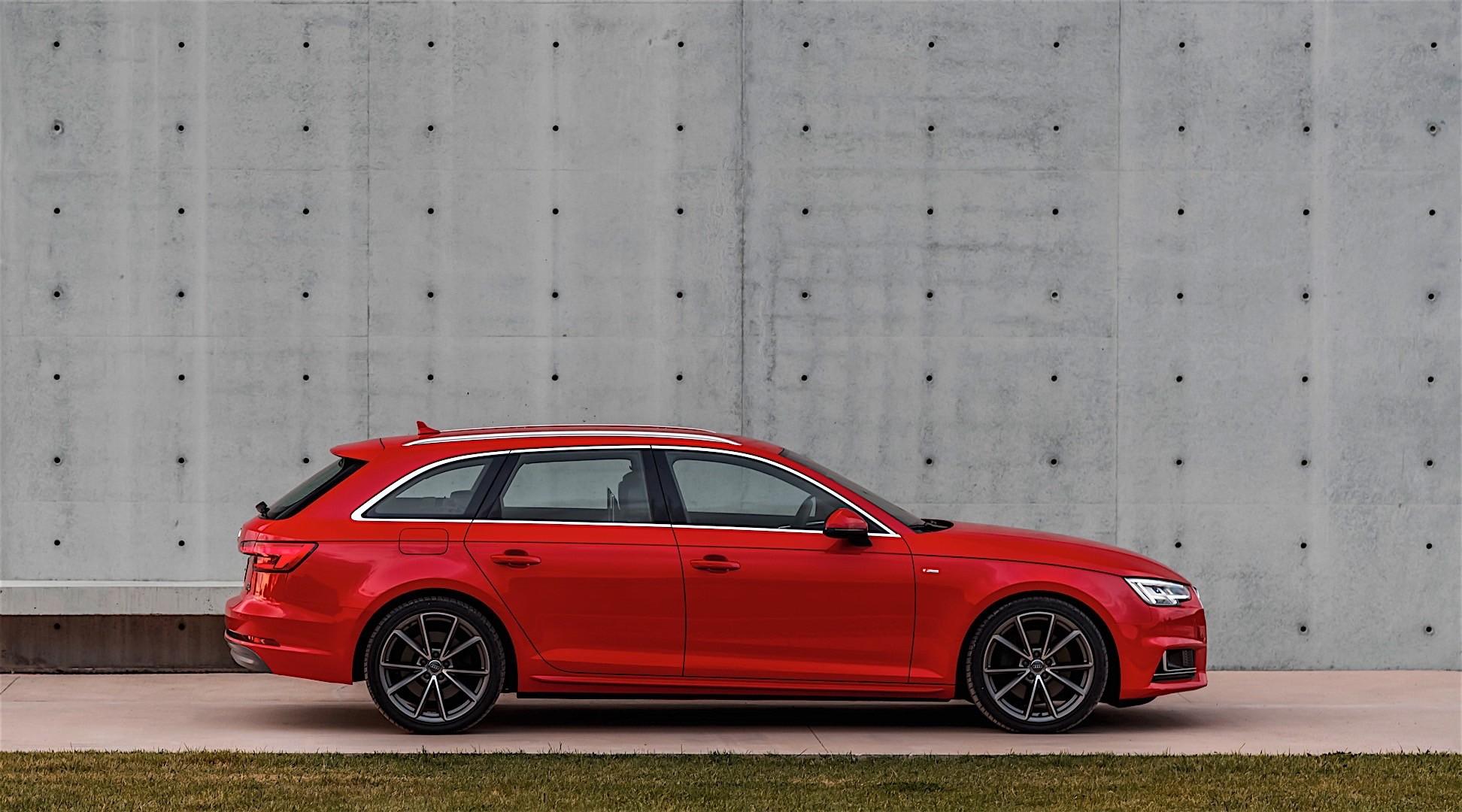 Audi A4 Avant 2016 Autoevolution