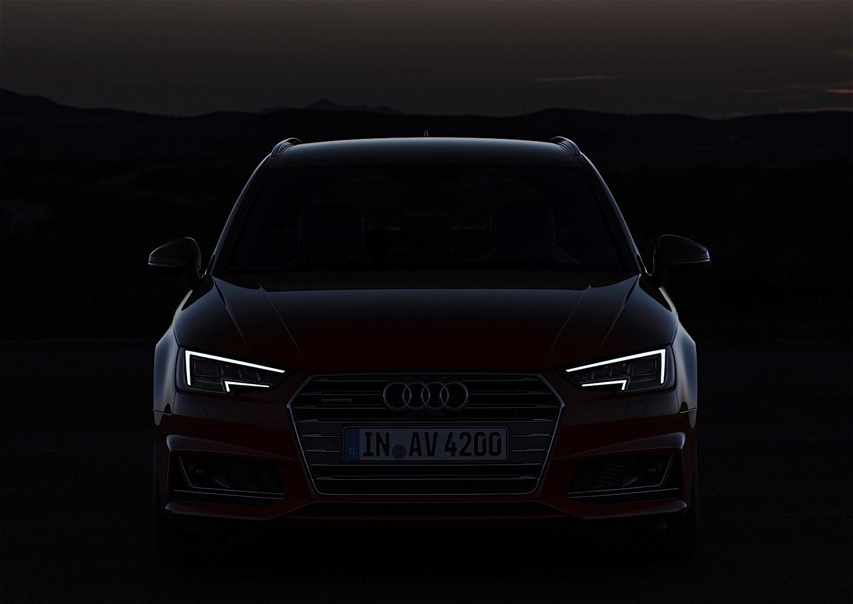 Audi A4 Avant Specs 2016 2017 Autoevolution