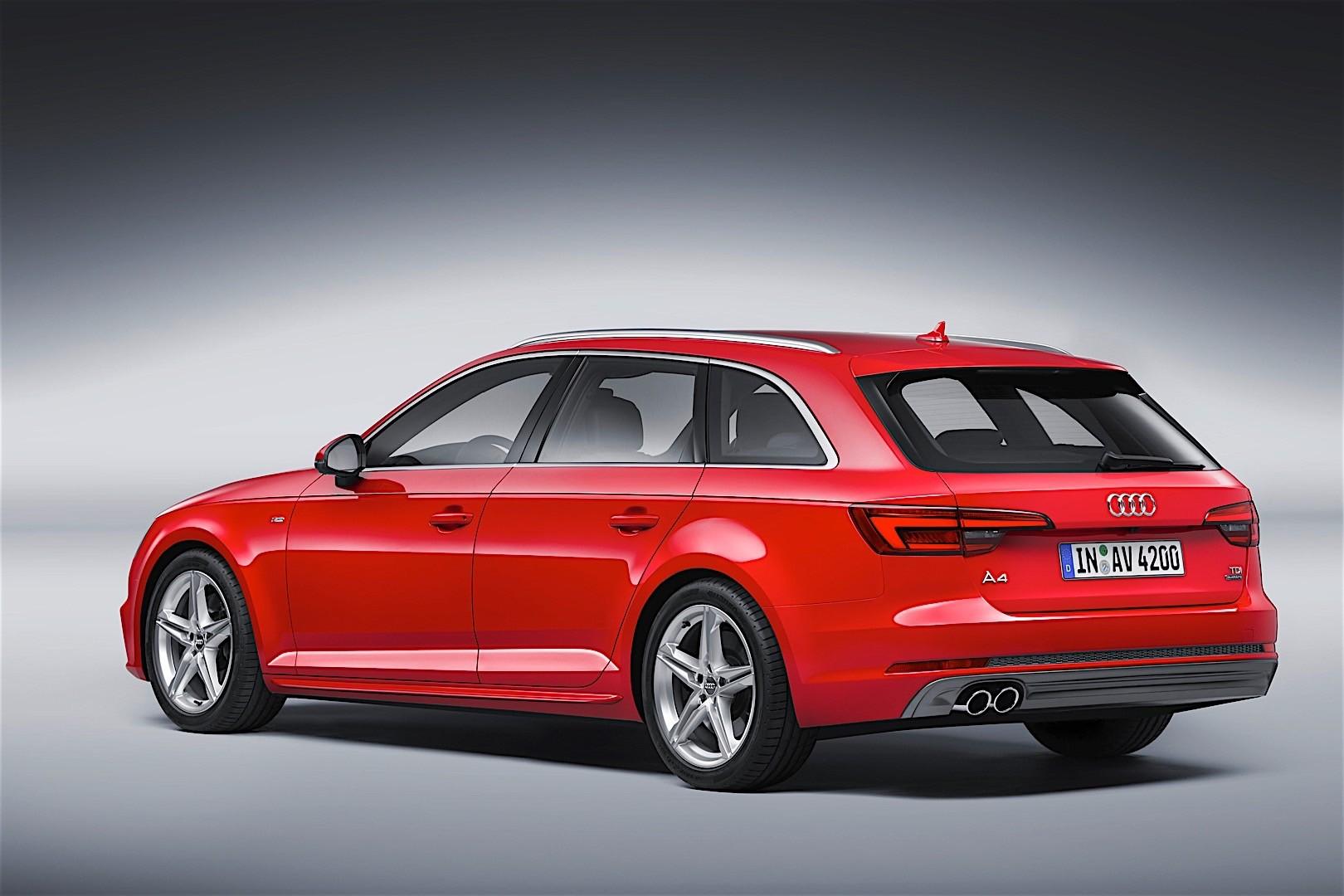 Audi A4 Avant Specs 2016 2017 2018 Autoevolution