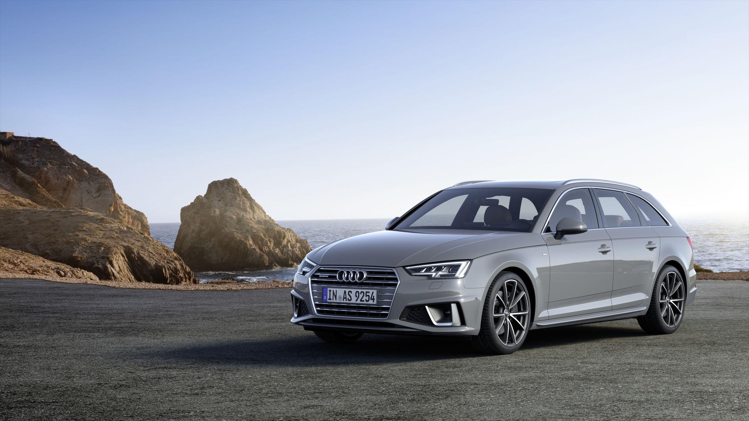 Audi A4 Avant Specs Photos 2018 2019 Autoevolution