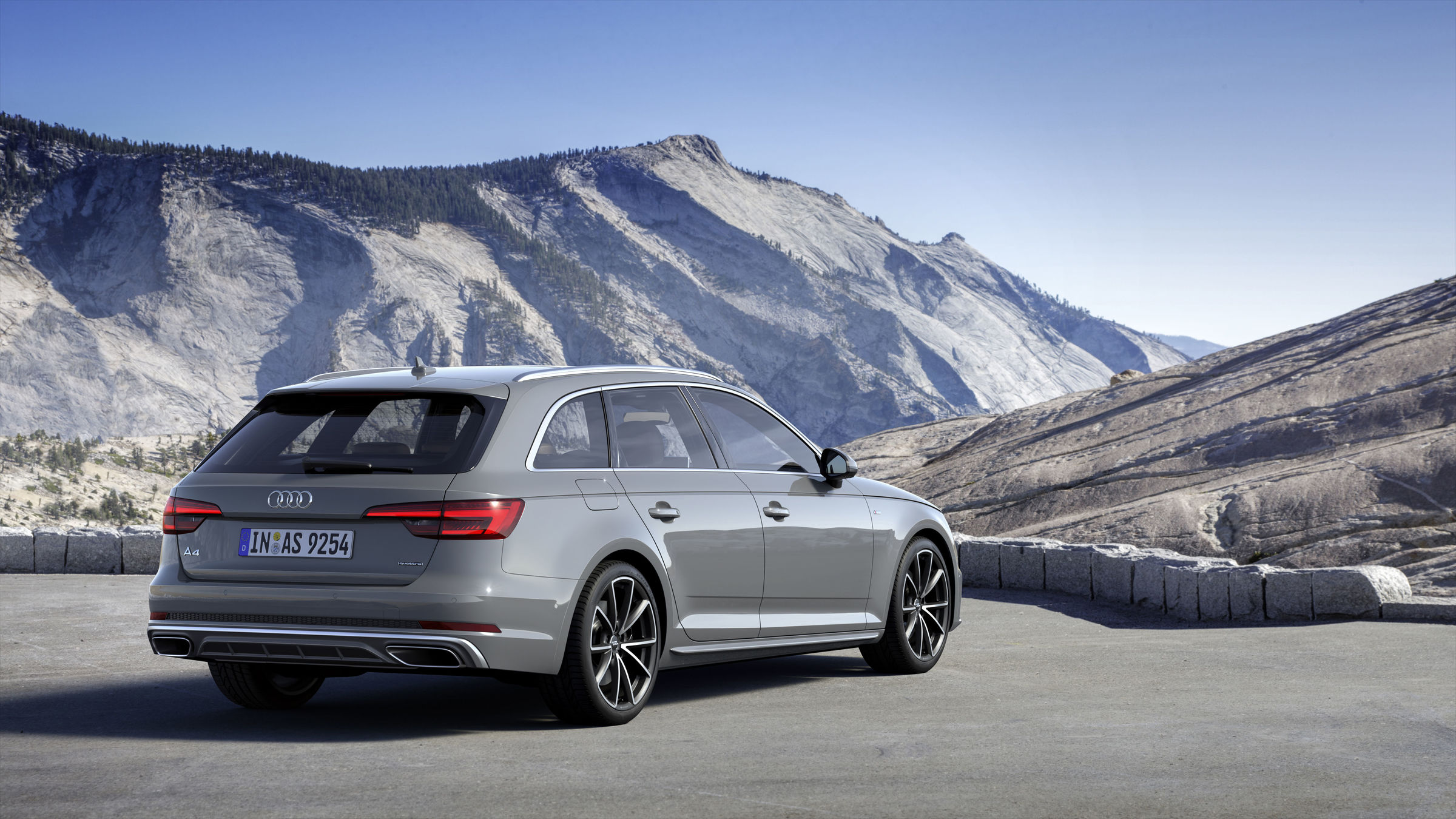 Audi A4 Avant Specs Photos 2018 2019 Autoevolution