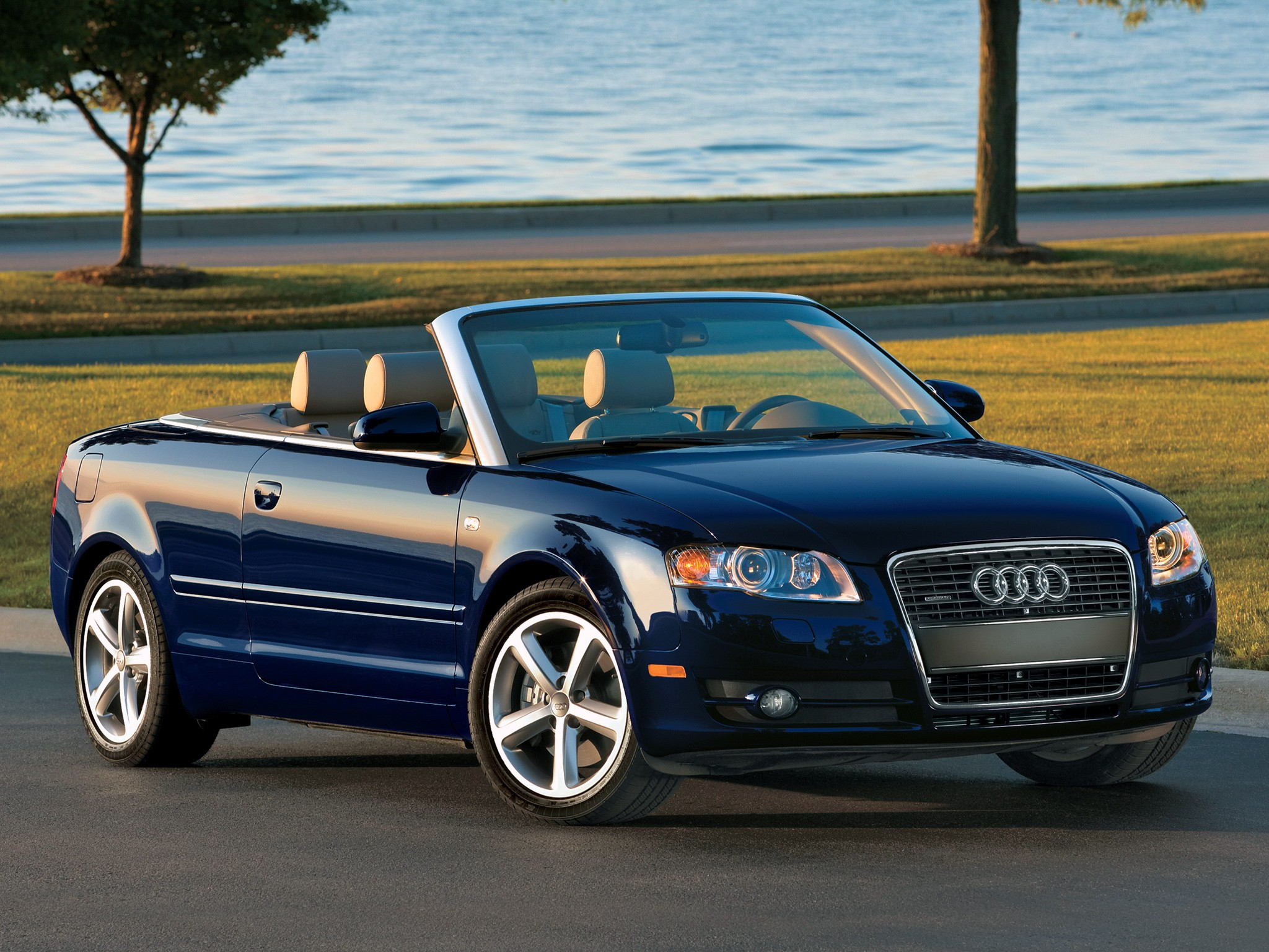 audi a4 cabriolet specs 2005 2006 2007 2008. Black Bedroom Furniture Sets. Home Design Ideas