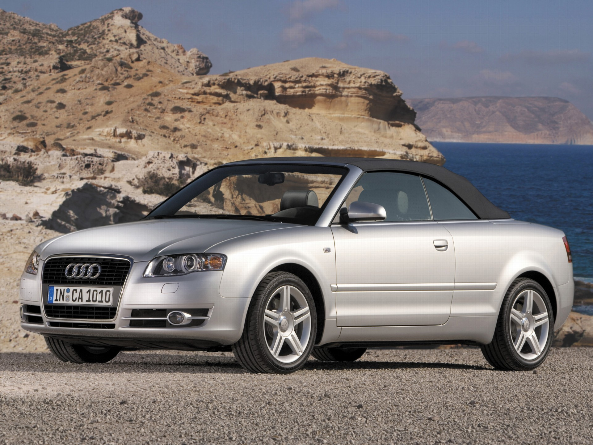 audi a4 1.8 t convertible review