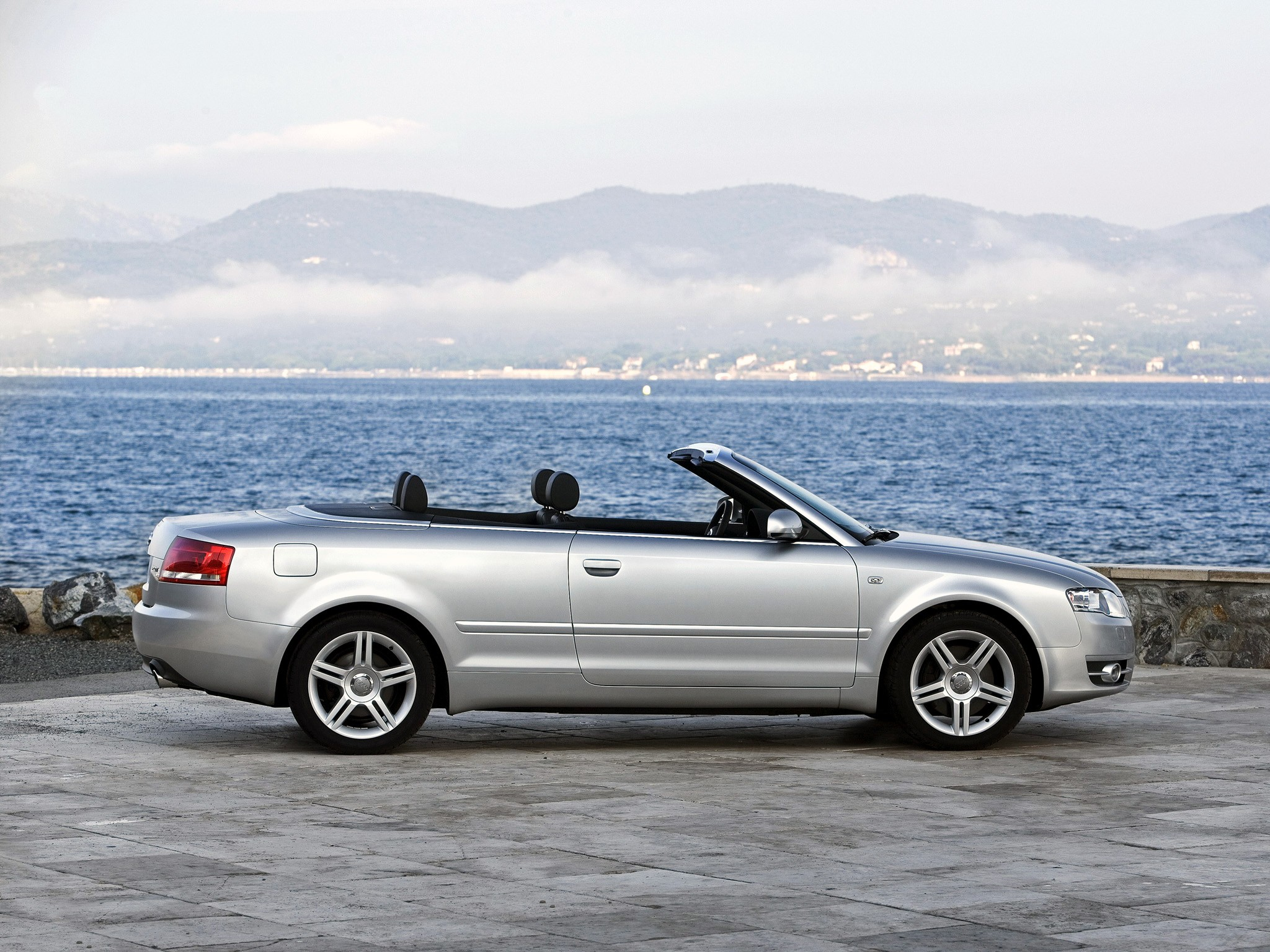 AUDI A4 Cabriolet specs & photos - 2005, 2006, 2007, 2008 - autoevolution