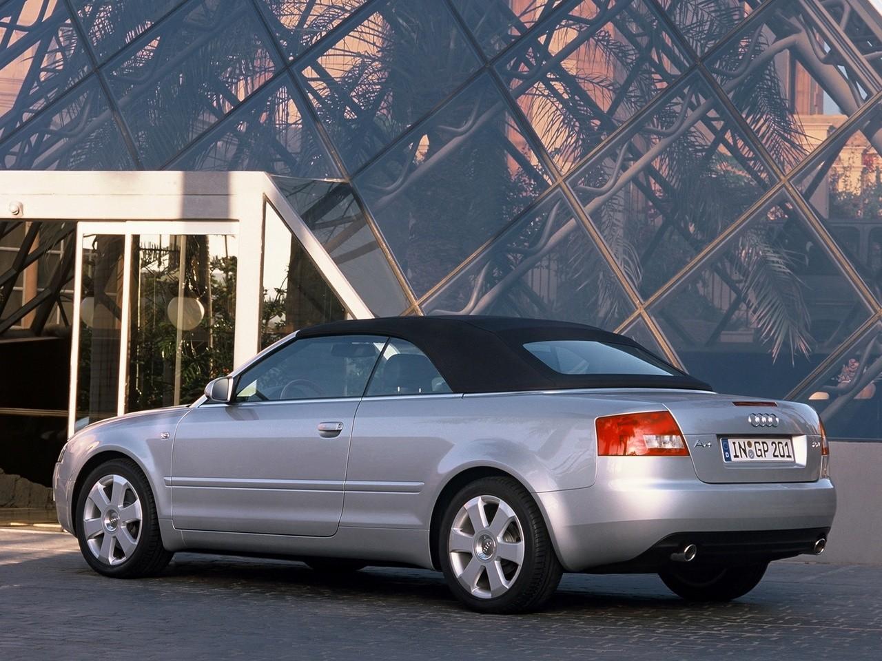 Audi A Cabriolet on 2004 Audi A4 3 0 Engine