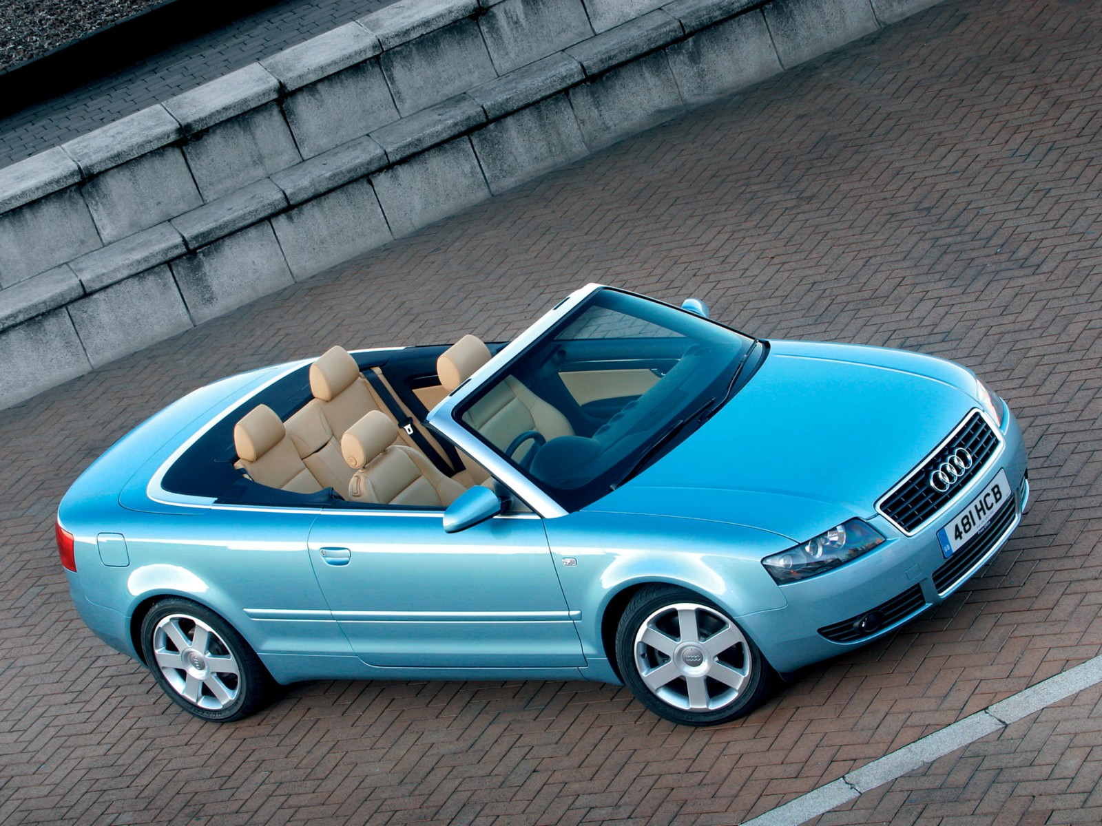 Audi A4 Cabriolet Specs Amp Photos 2002 2003 2004 2005
