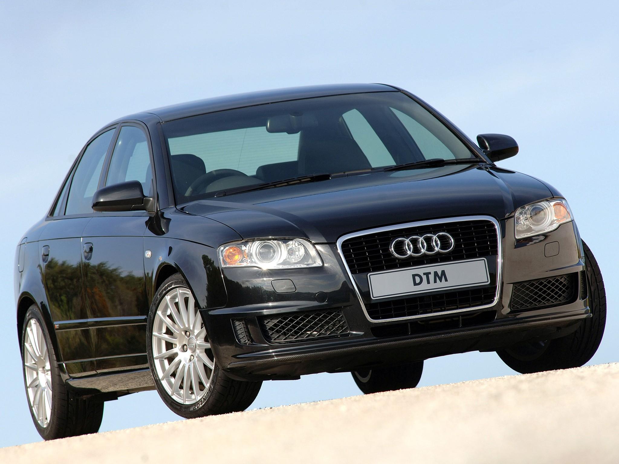 Audi A4 Dtm Edition 2005 2006 2007 Autoevolution