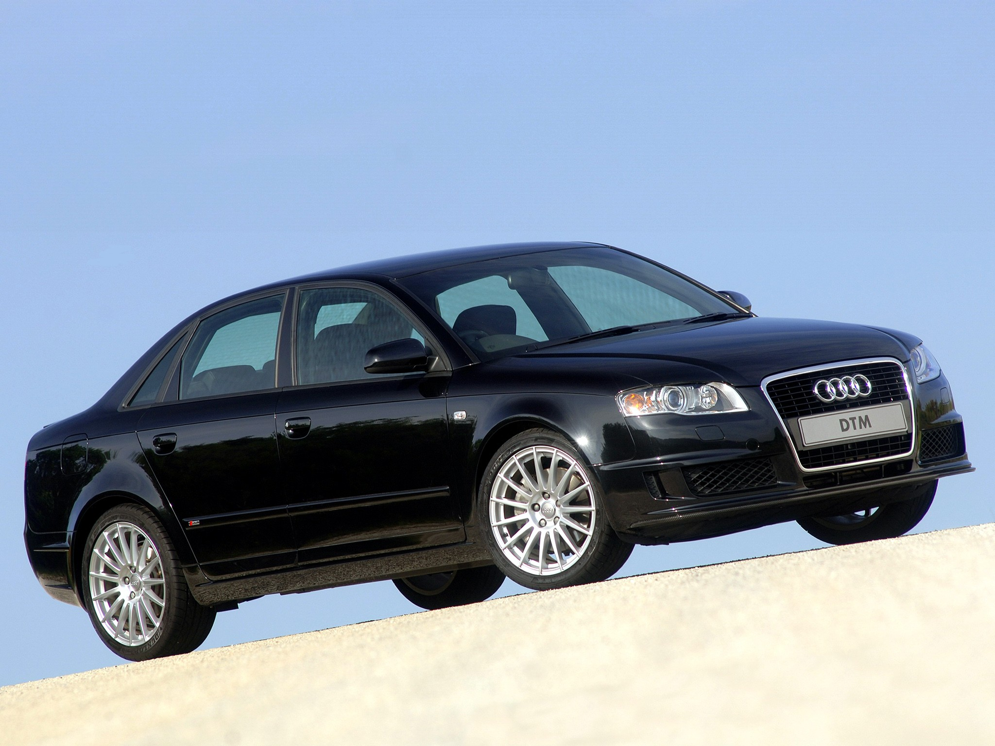 AUDI A4 DTM Edition specs & photos - 2005, 2006, 2007 - autoevolution