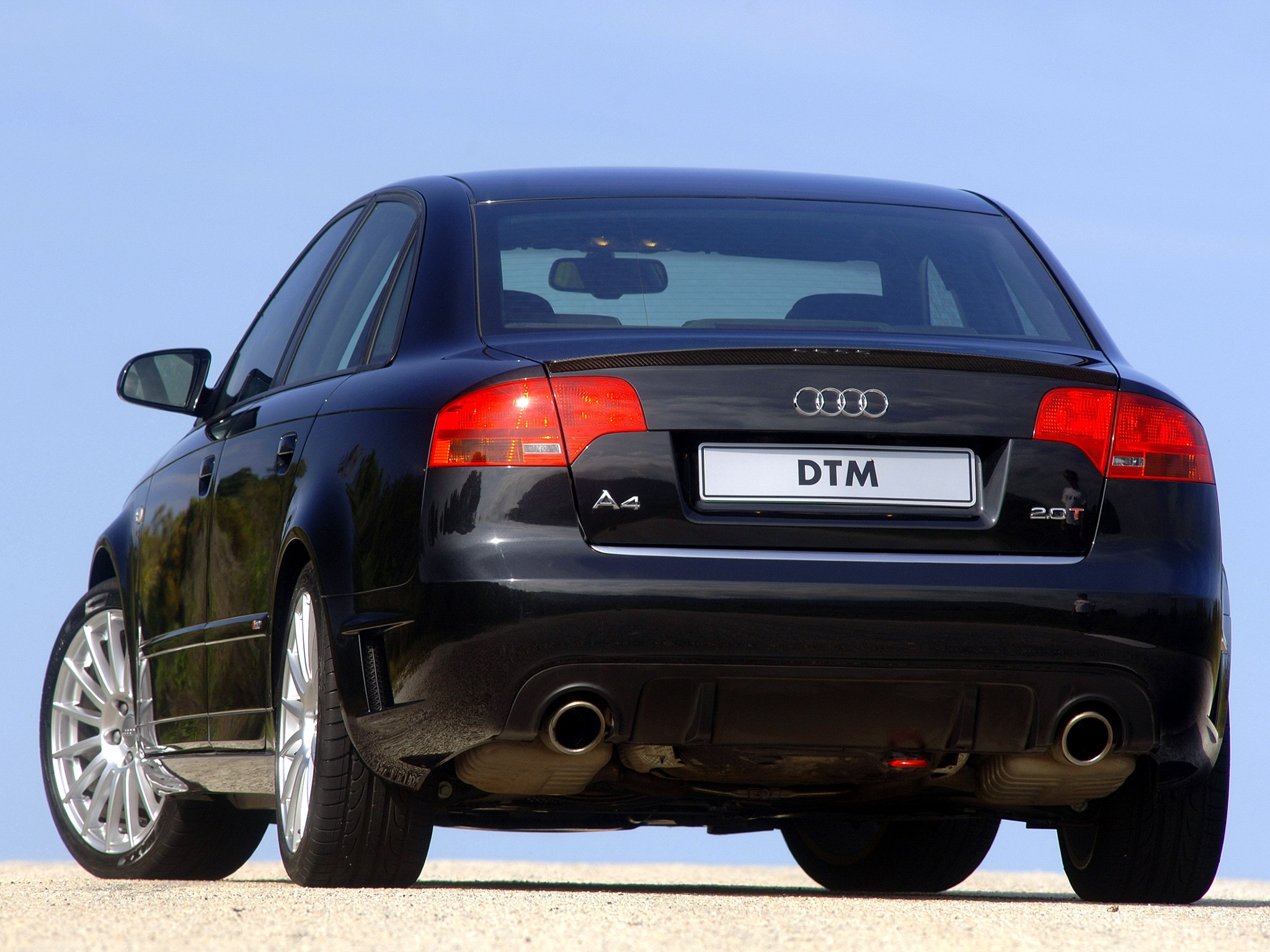 Audi A4 Dtm Edition Specs Amp Photos 2005 2006 2007 Autoevolution