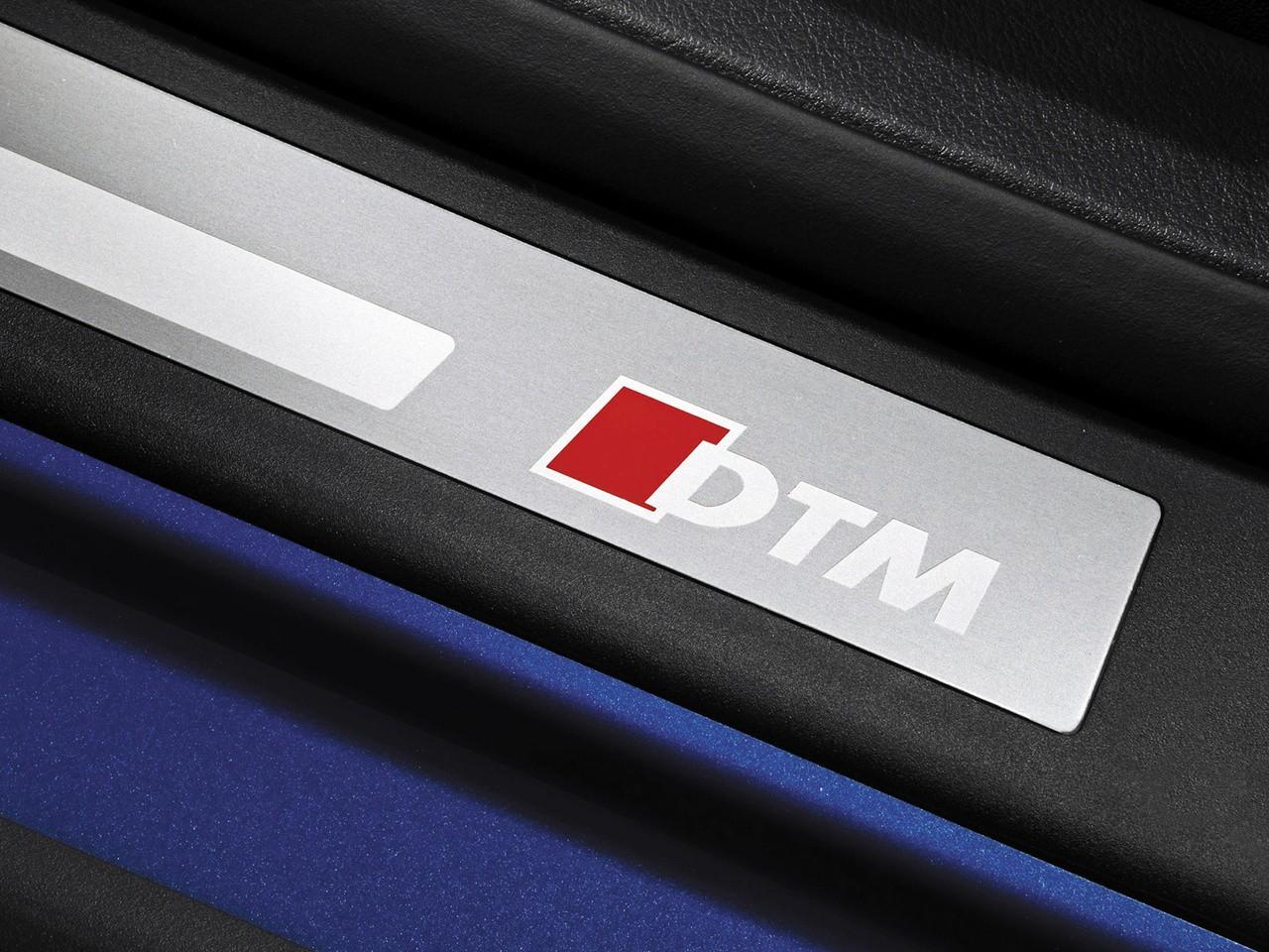 AUDI A4 DTM Edition specs & photos - 2005, 2006, 2007 ...