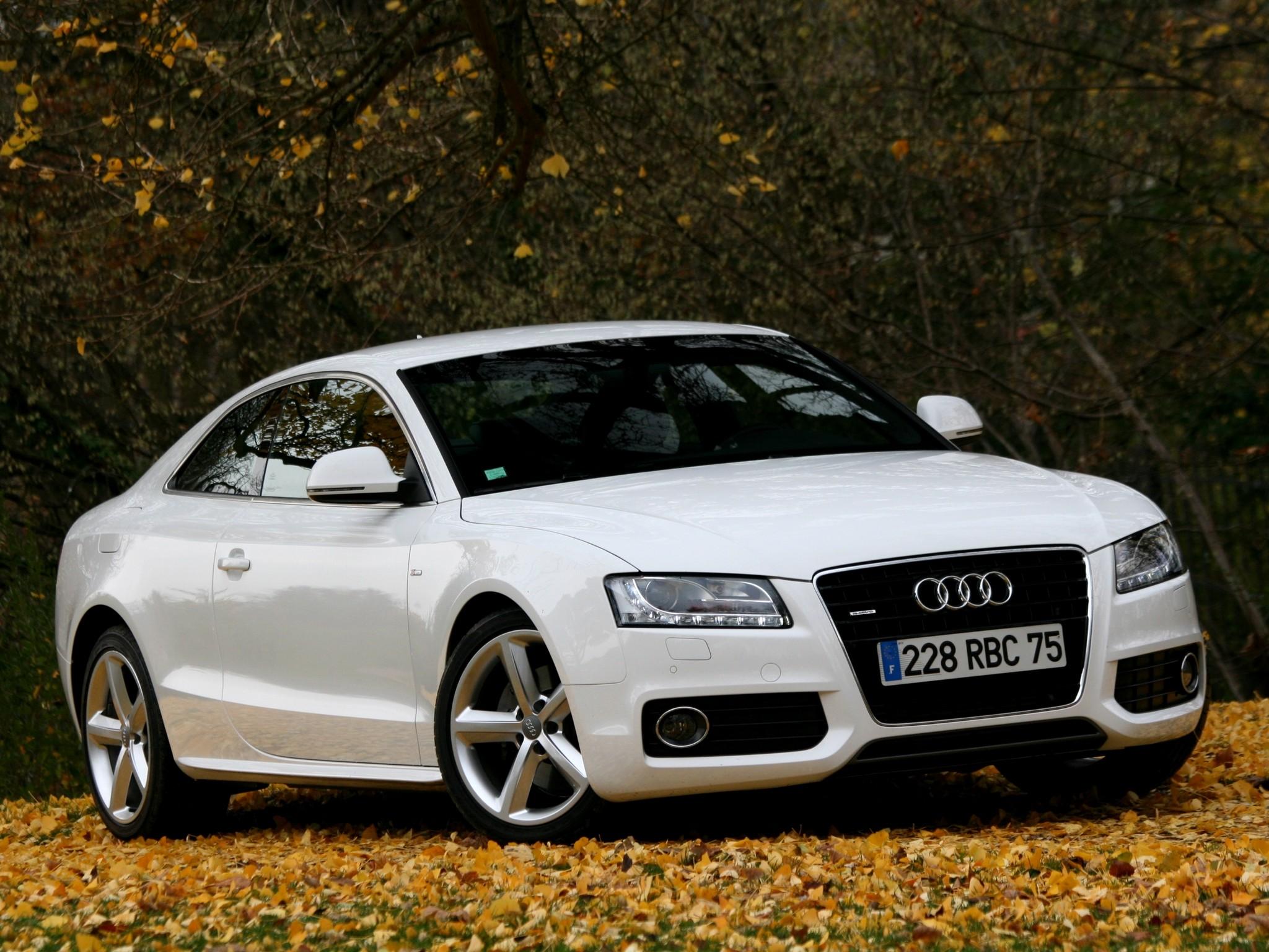 Audi A5 2007 2008 2009 2010 2011 Autoevolution