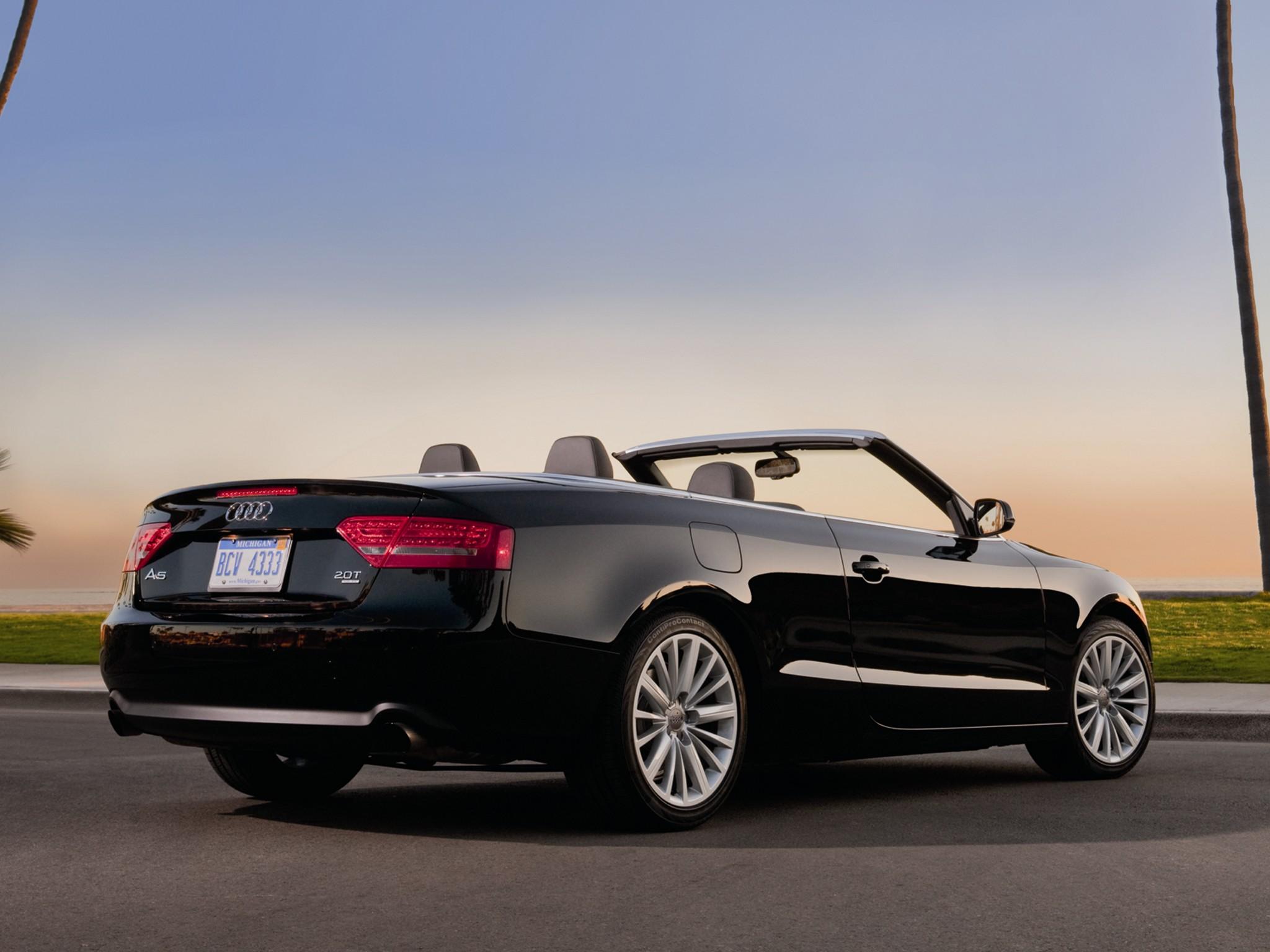 audi a5 cabriolet specs 2009 2010 2011 2012 autoevolution. Black Bedroom Furniture Sets. Home Design Ideas