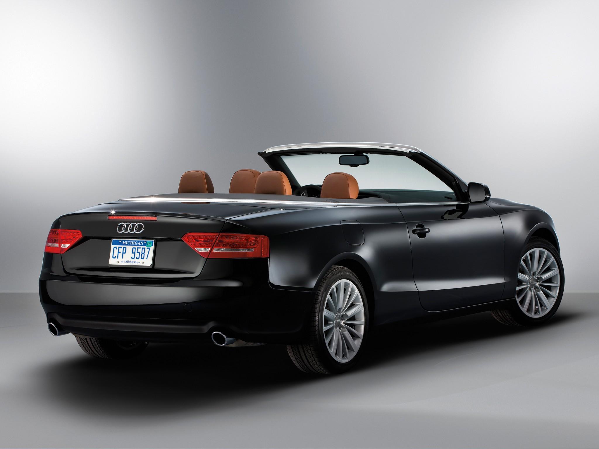audi a5 cabriolet specs 2009 2010 2011 2012. Black Bedroom Furniture Sets. Home Design Ideas