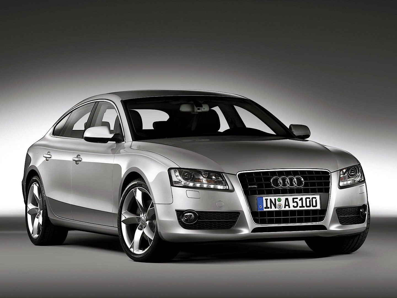 Audi A5 Sportback 2009 2010 2011 Autoevolution