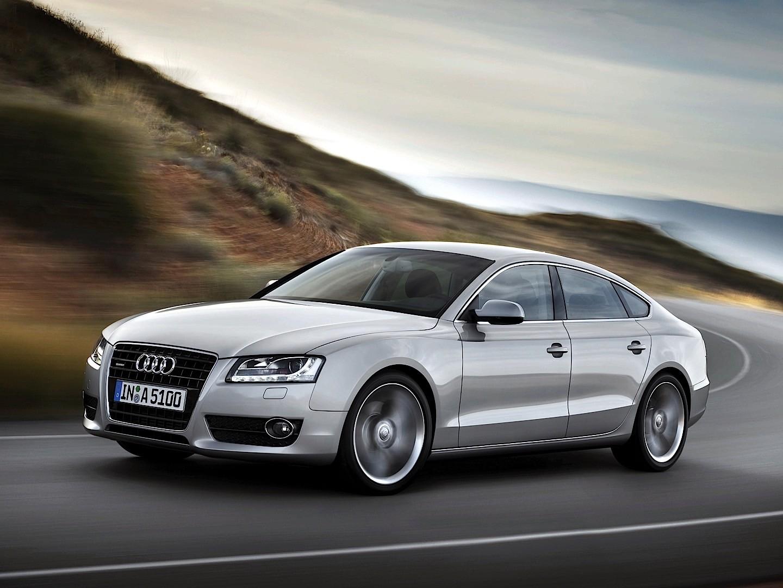 Build Audi Q5 >> AUDI A5 Sportback specs & photos - 2009, 2010, 2011 ...