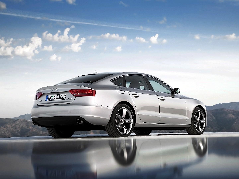 Audi A5 Sportback Specs 2009 2010 2011 Autoevolution