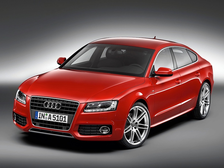 Audi a5 sportback 2010 15