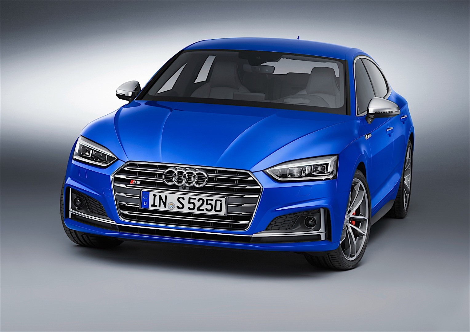 Audi A5 Sportback 2016 Present