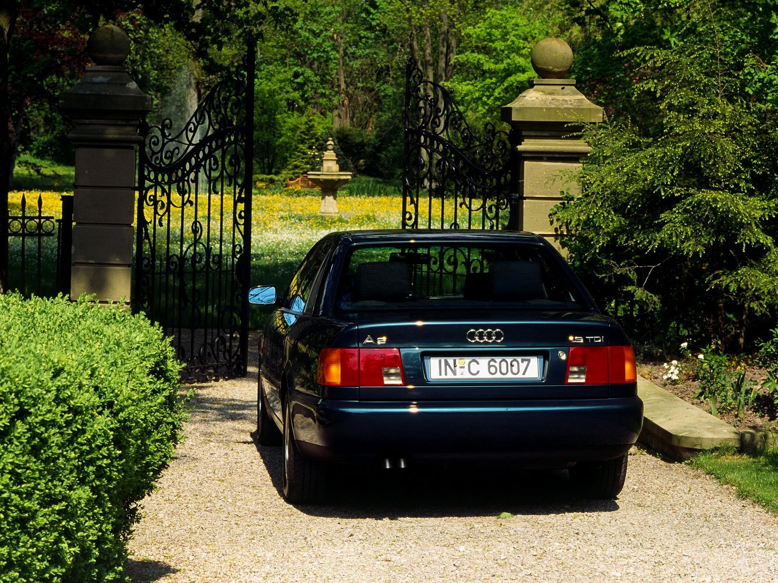 Audi A6 C4 Specs Amp Photos 1994 1995 1996 1997 Autoevolution