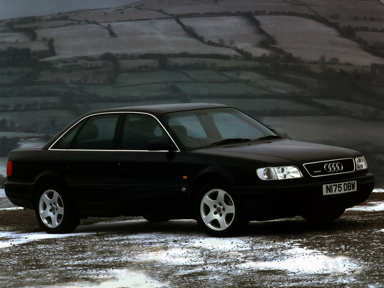 Audi A6 C4 Specs Amp Photos 1994 1995 1996 1997